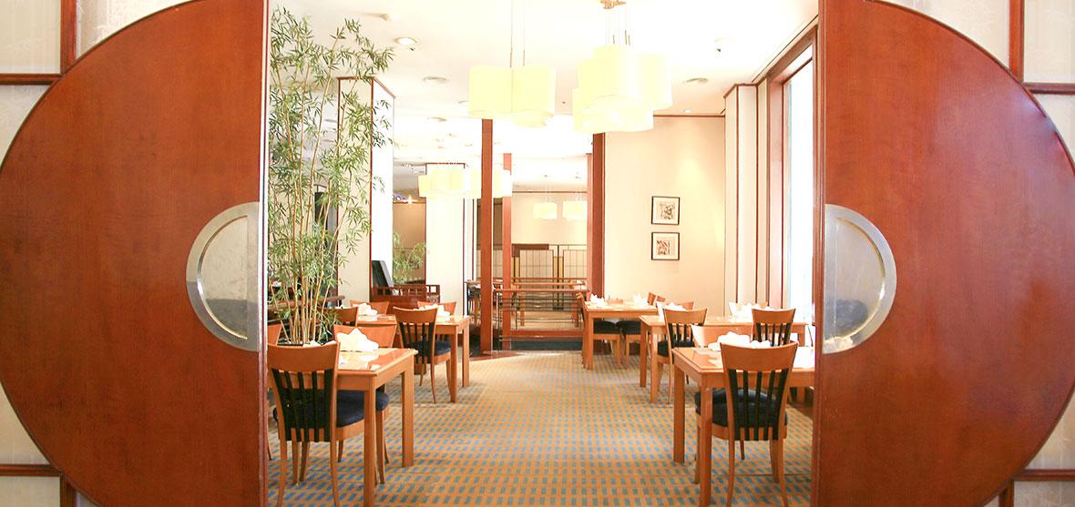 Edo Restaurant, Hanoi Daewoo Hotel