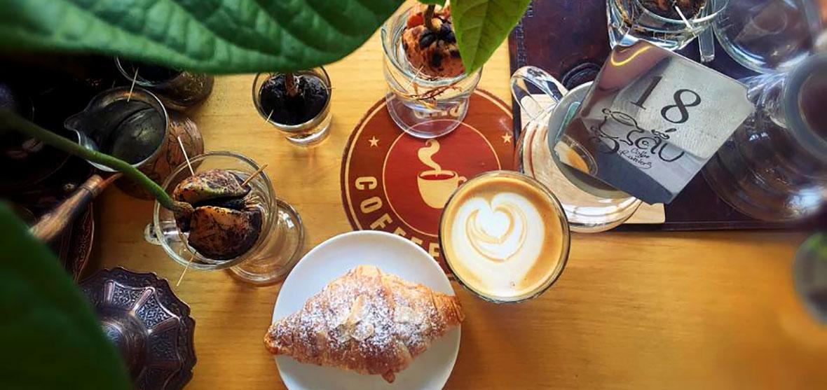 GẤU Coffee & Bakery