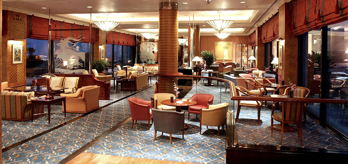 Lakeview Sky Lounge, Hanoi Daewoo Hotel
