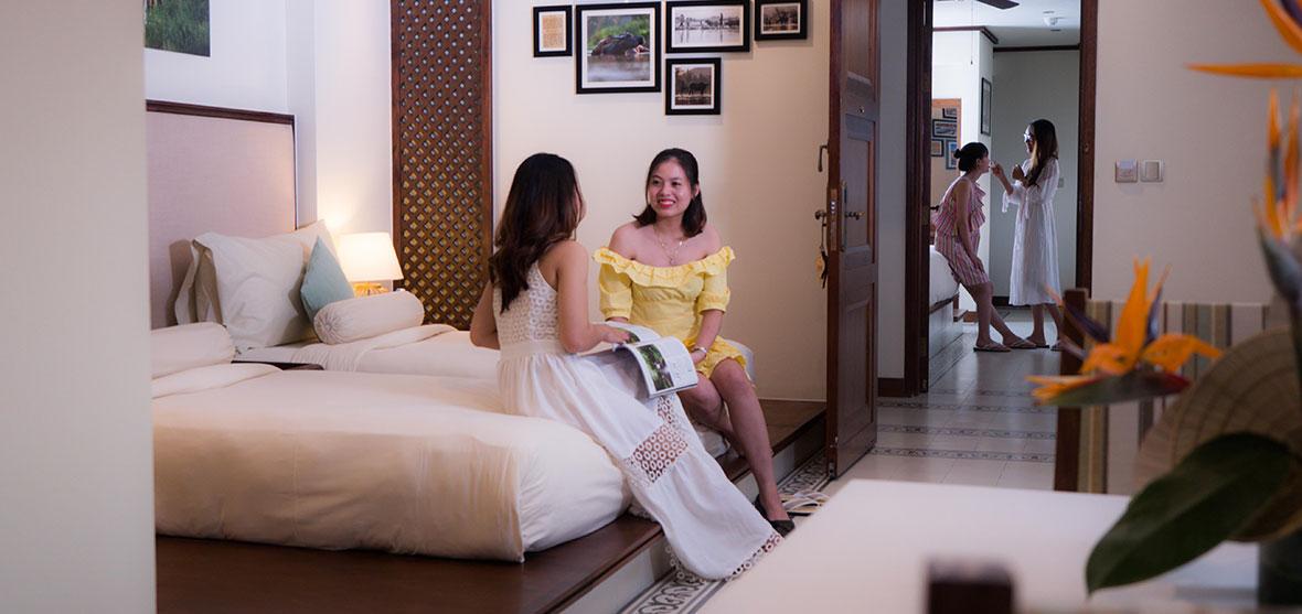 My Alma Room in Almanity Hoi An Wellness Resort