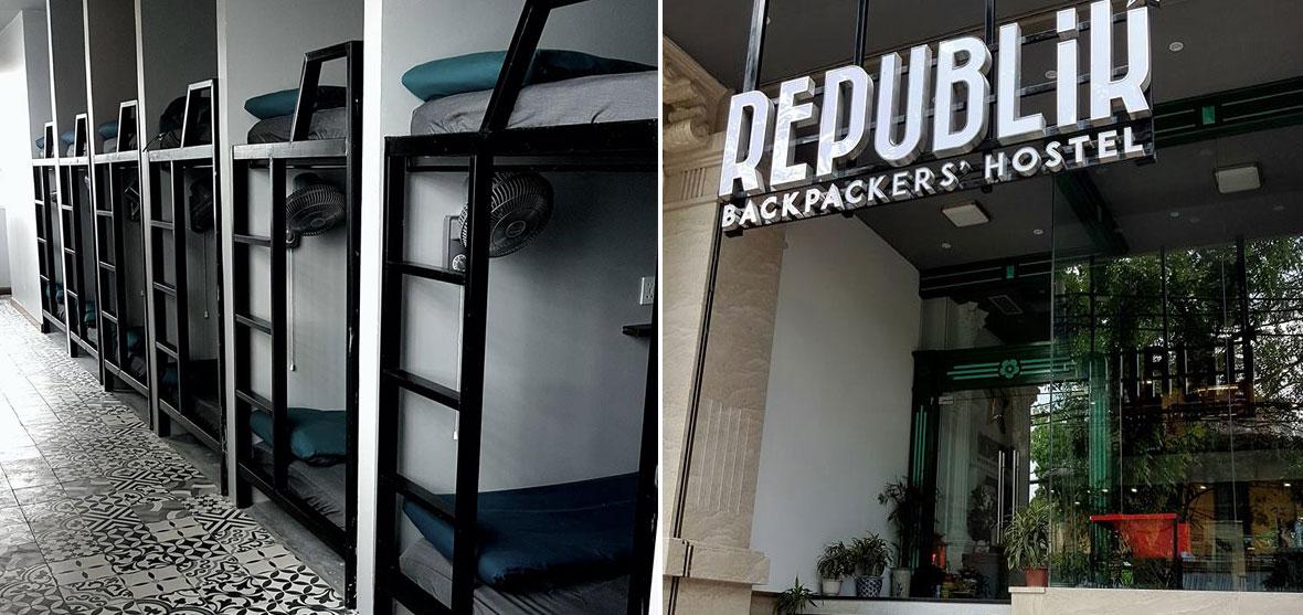 Republik Backpackers' Hostel