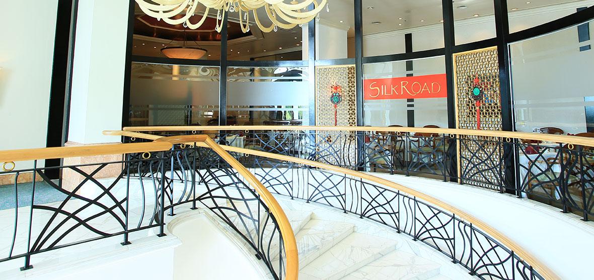 Silk Road Restaurant, Hanoi Daewoo Hotel