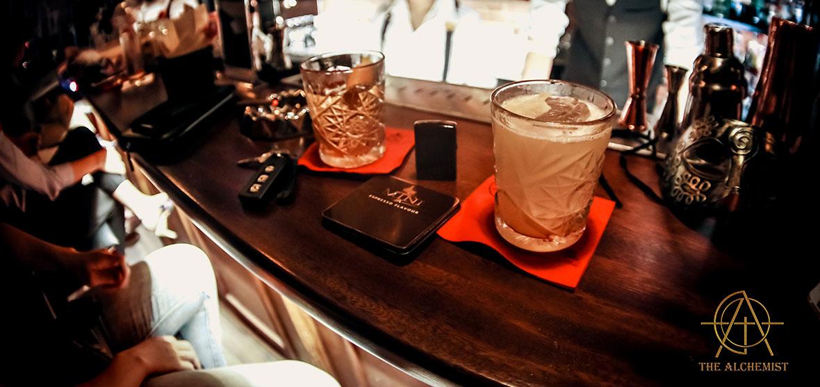 The Alchemist Cocktail Bar