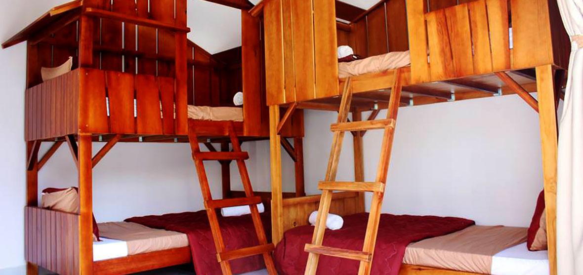 Tree House Hostel in Dalat