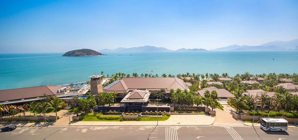 Amiana Resort and Villas in Nha Trang