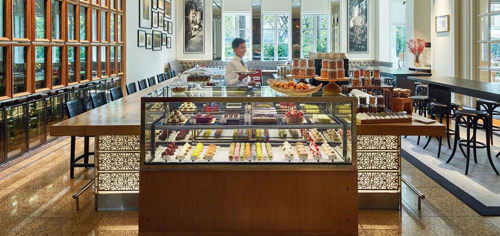 The Pastry Boutique, Park Hyatt Saigon