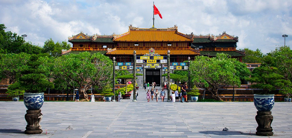 The Noon Gate (Cua Ngo Mon)