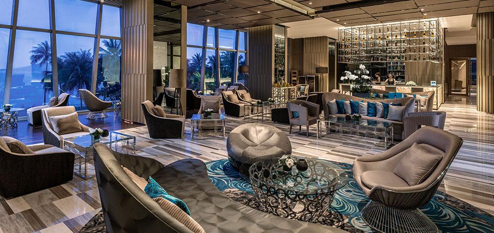 Lobby Lounge InterContinental Nha Trang