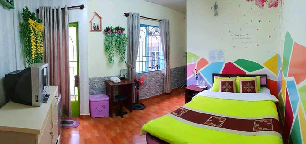 Thiên Kim Guest House Dalat