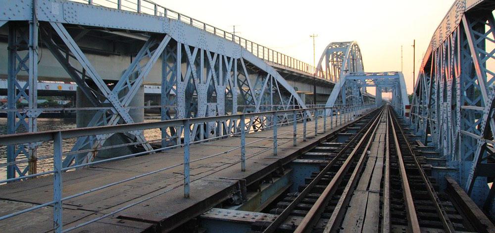 Bình Lợi Railway Bridge