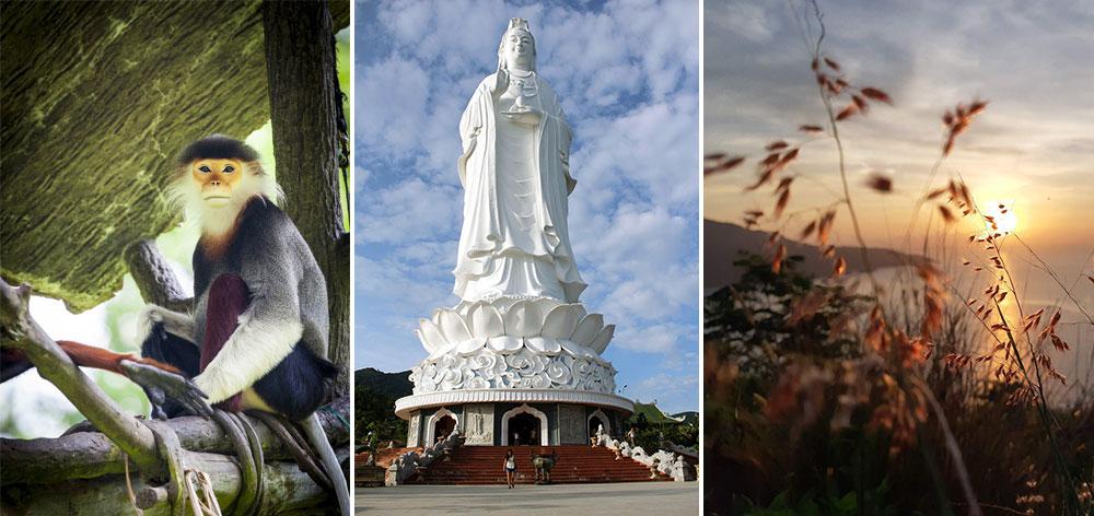 Son Tra Mountain (Monkey Mountain), Da Nang