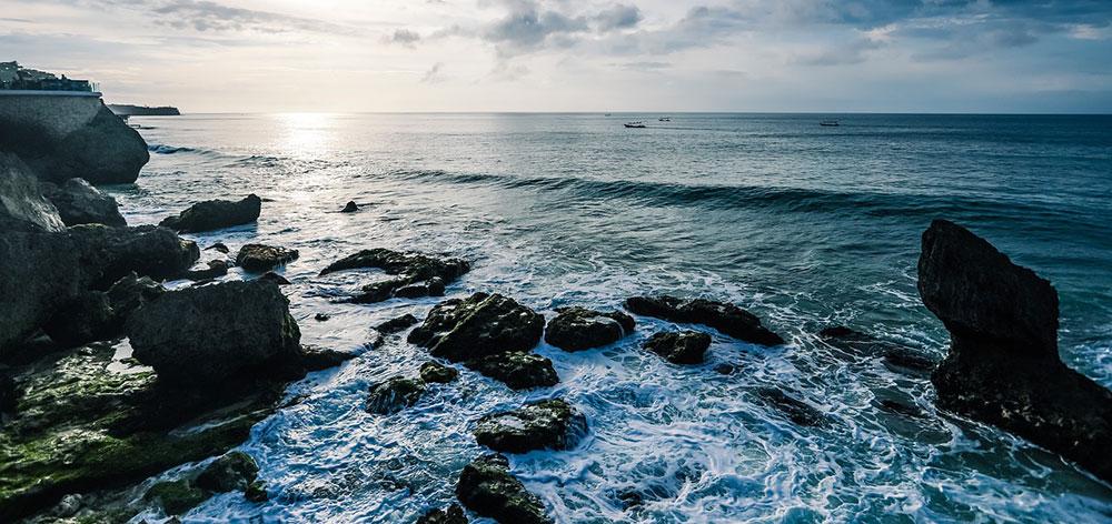 Ganh Da Dia a seashore area