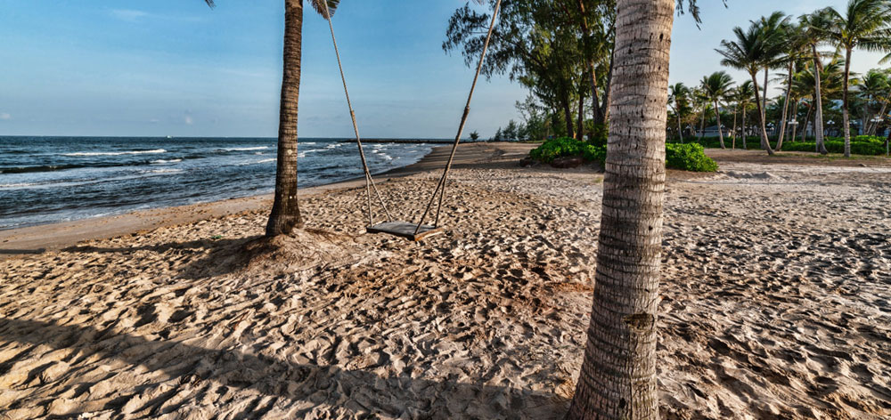 Ganh Dau Beach