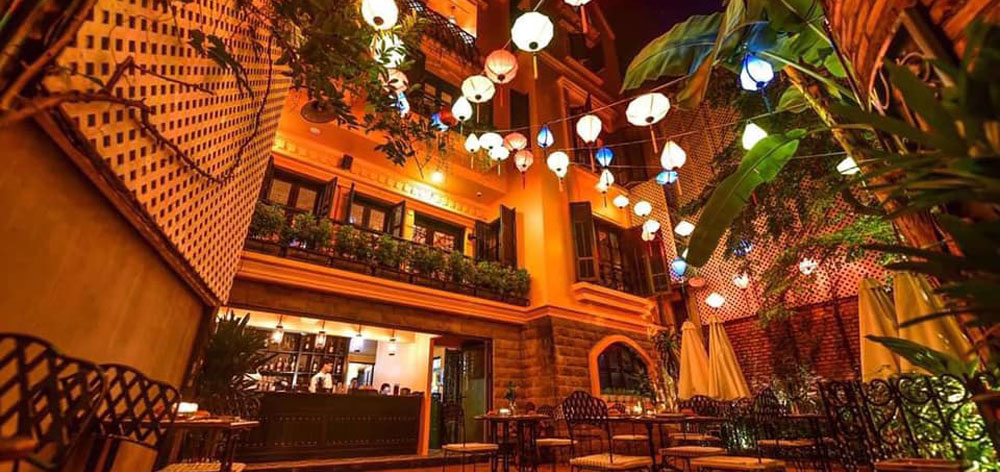 Home Mộc Restaurant