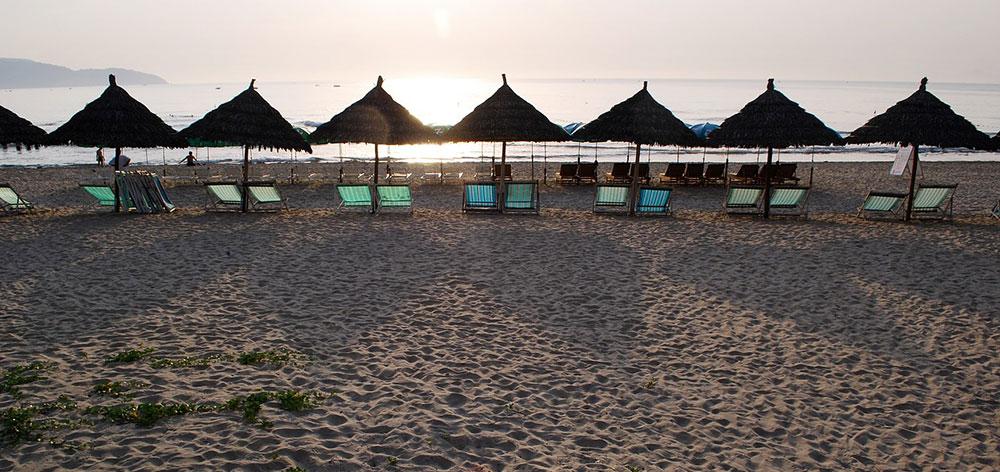 Non Nuoc Beach, Danang