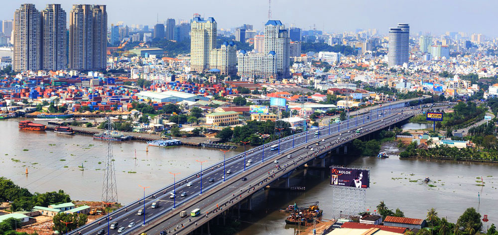 Saigon 2 Bridge