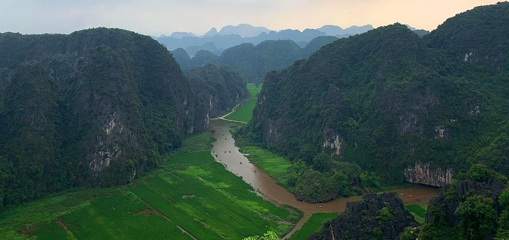 Mua Caves ( Hang Múa) Ninh Bình