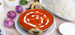 Bombay Bento - Curry & Naan