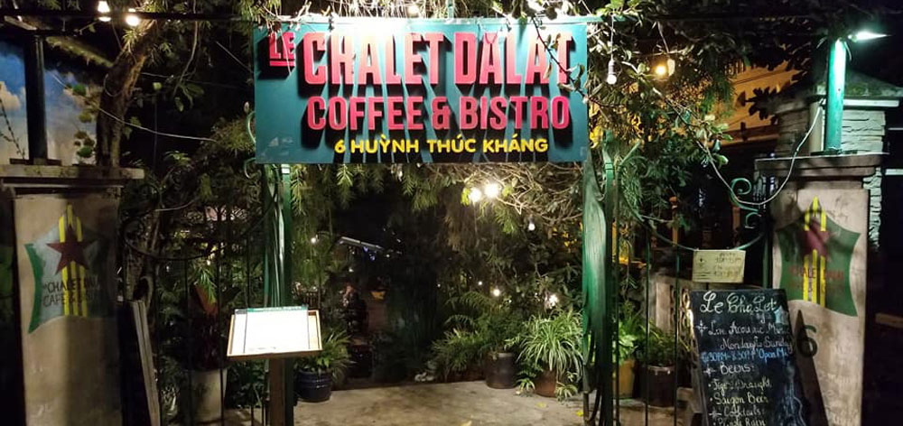 Le Chalet Dalat Coffee and Bistro