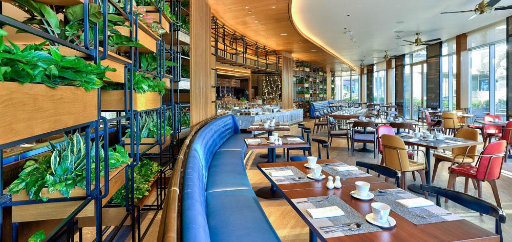 Brasserie Nam, Hilton Da Nang