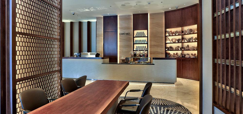 Cafe Viet, Hilton Da Nang