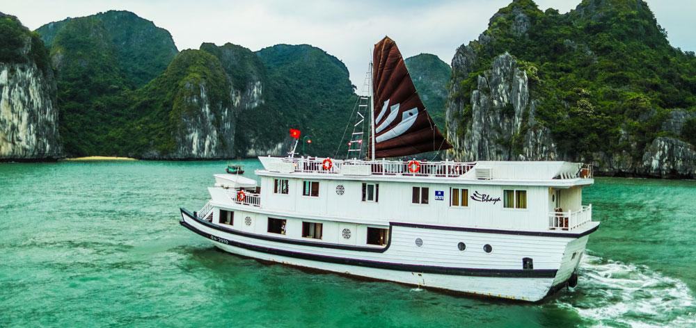 Bhaya Cruises Halong Bay