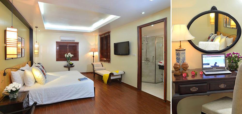 Hanoi Finnegans Hotel