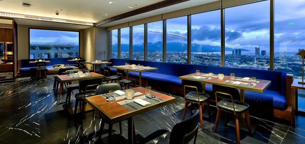 The Sail Restaurant, Hilton Da Nang