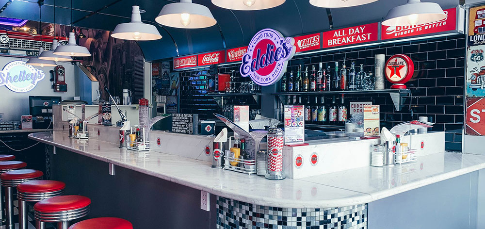 Eddie's - New York Deli and Diner