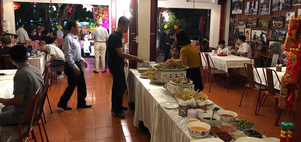 Hue Corner Restaurant