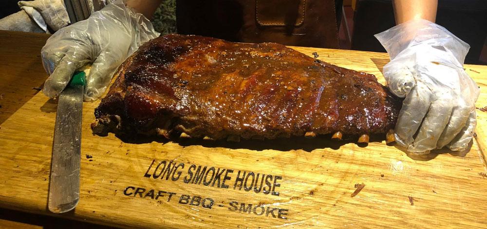 Long Smoke House