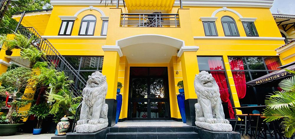 OKKU Saigon - Restaurant