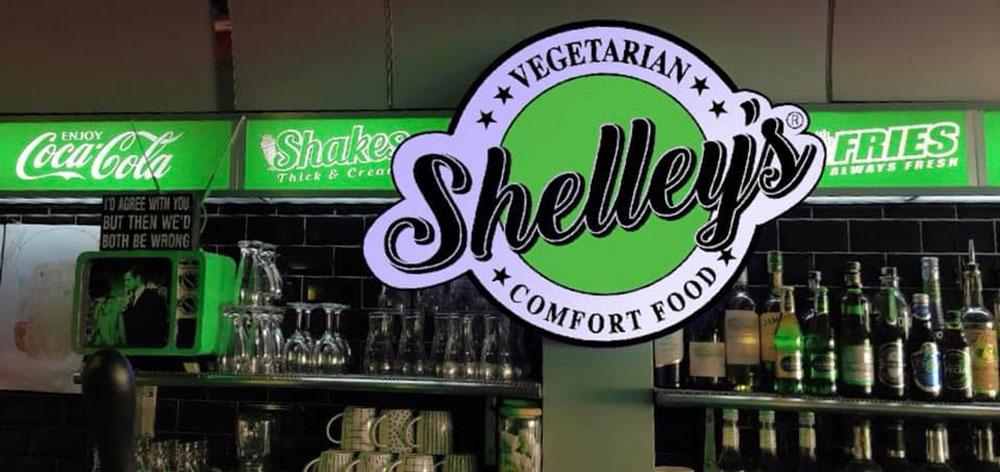 Shelley's - Vegetarian Comfort Food