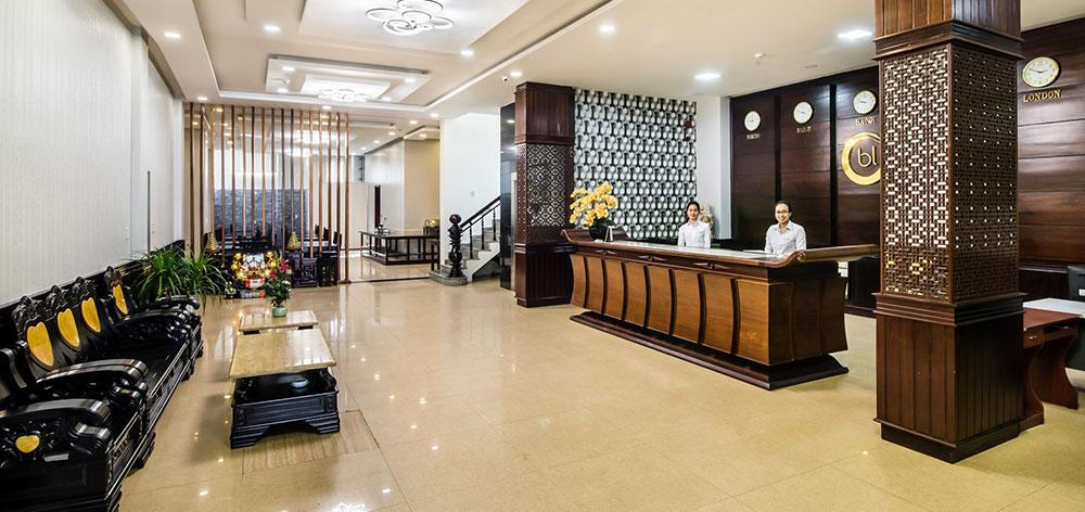 Baly Hotel Hue