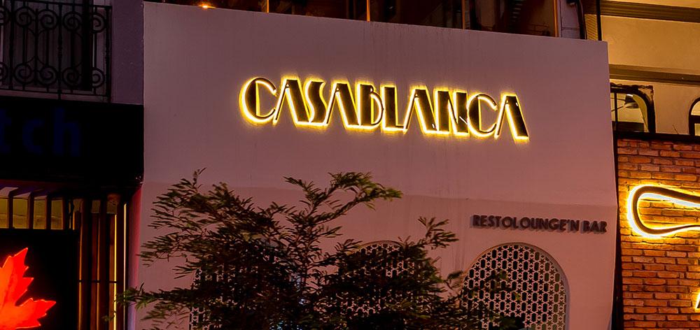 Casablanca Restolounge'n Bar