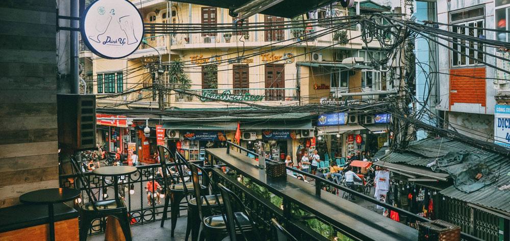 Drink Up Hanoi Vietnam