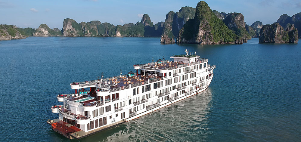 President Cruises Halong Bay