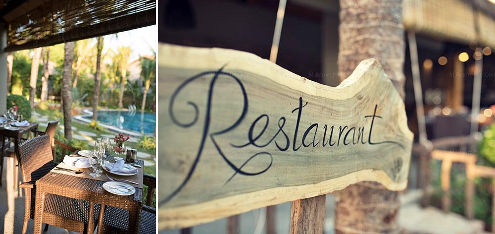 M Restaurant, M Resort Phu Quoc