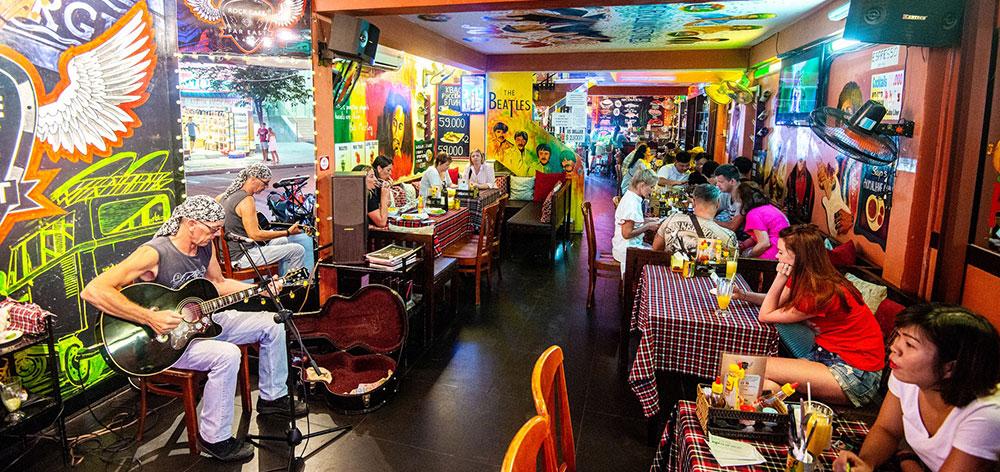 Far East Rock Cafe