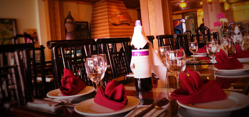 Sapa Cardamon Restaurant