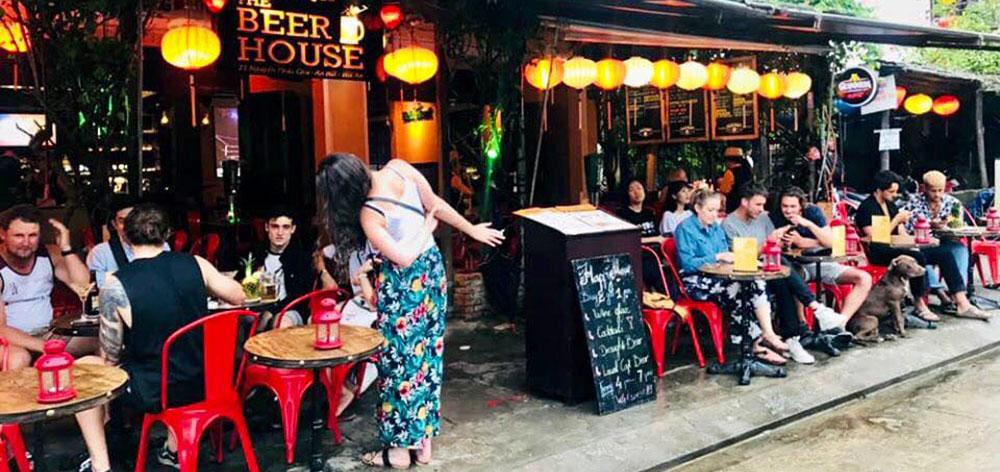 The Beer House Hoi An Vietnam