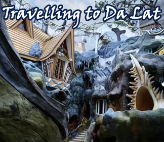 Traveling to Dalat